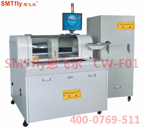 PCB Router Machine,PCB Depaneling,SMTfly-F01