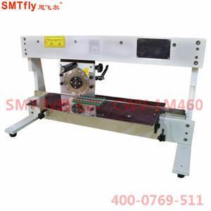 V-cutting PCB Depanelization Machine,SMTfly-1M