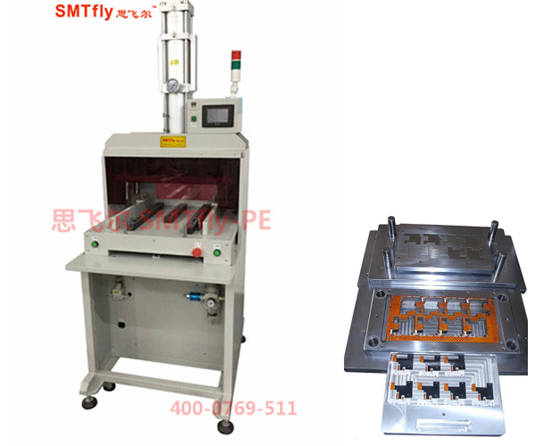 PCB Punching Machine for SMT Punch Equipment for Iphone Board,SMTfly-PE