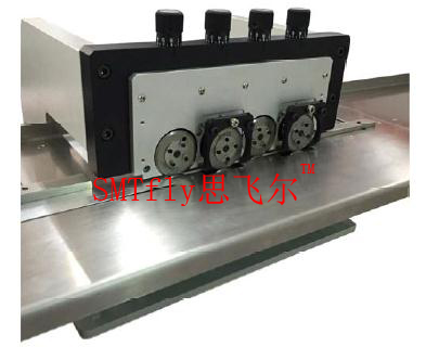 PC Board Moving Type V-cut PCB Separator Machine,SMTfly-4S