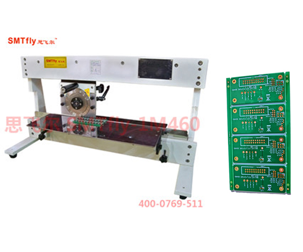 PCB Depaneling Solutions with Moving Blade,SMTfly-1M