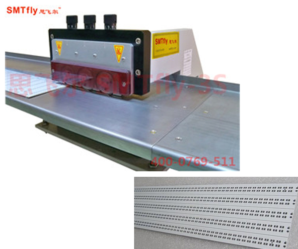 6 Circular Blades LED PCB Boards Depanelizer,SMTfly-3S
