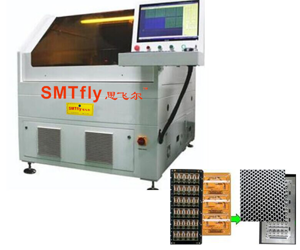 Laser MC PCB Depanelizer Machine,SMTfly‐5S