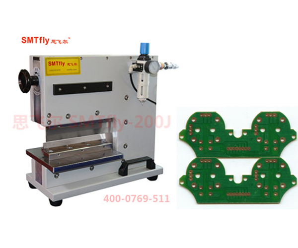 LED Lighting pcb depaneling,SMTfly-200J