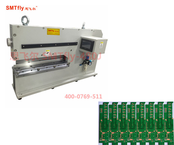 V Cut PCB Depaneling Equipments,SMTfly-480J