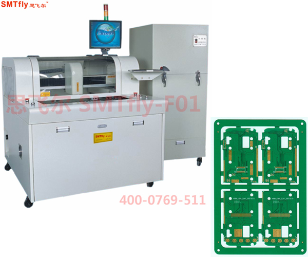 Mobile Phone pcb depaneling router,SMTfly-F01