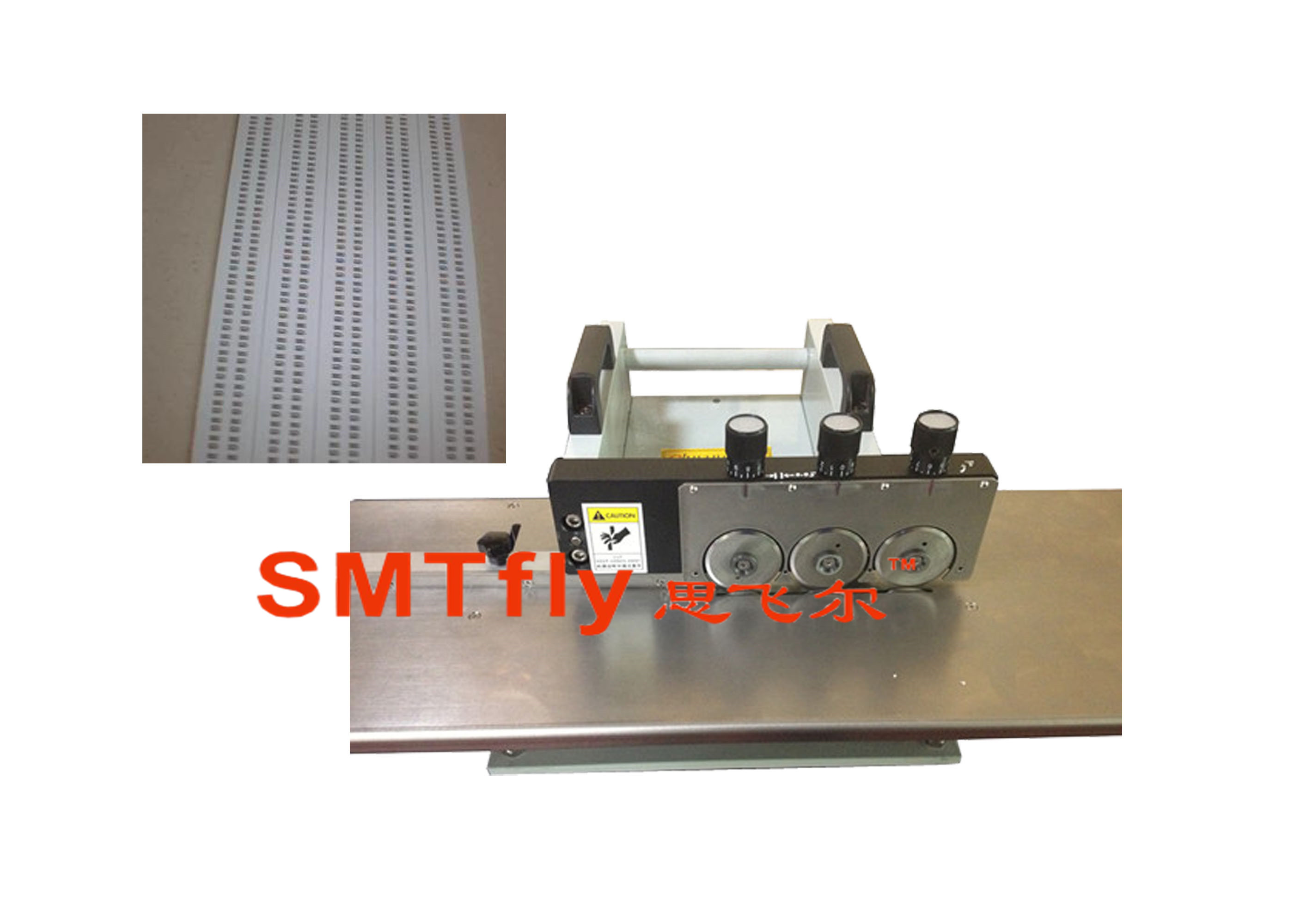PCB Depanelling for Aluminum Boards,SMTfly-3S