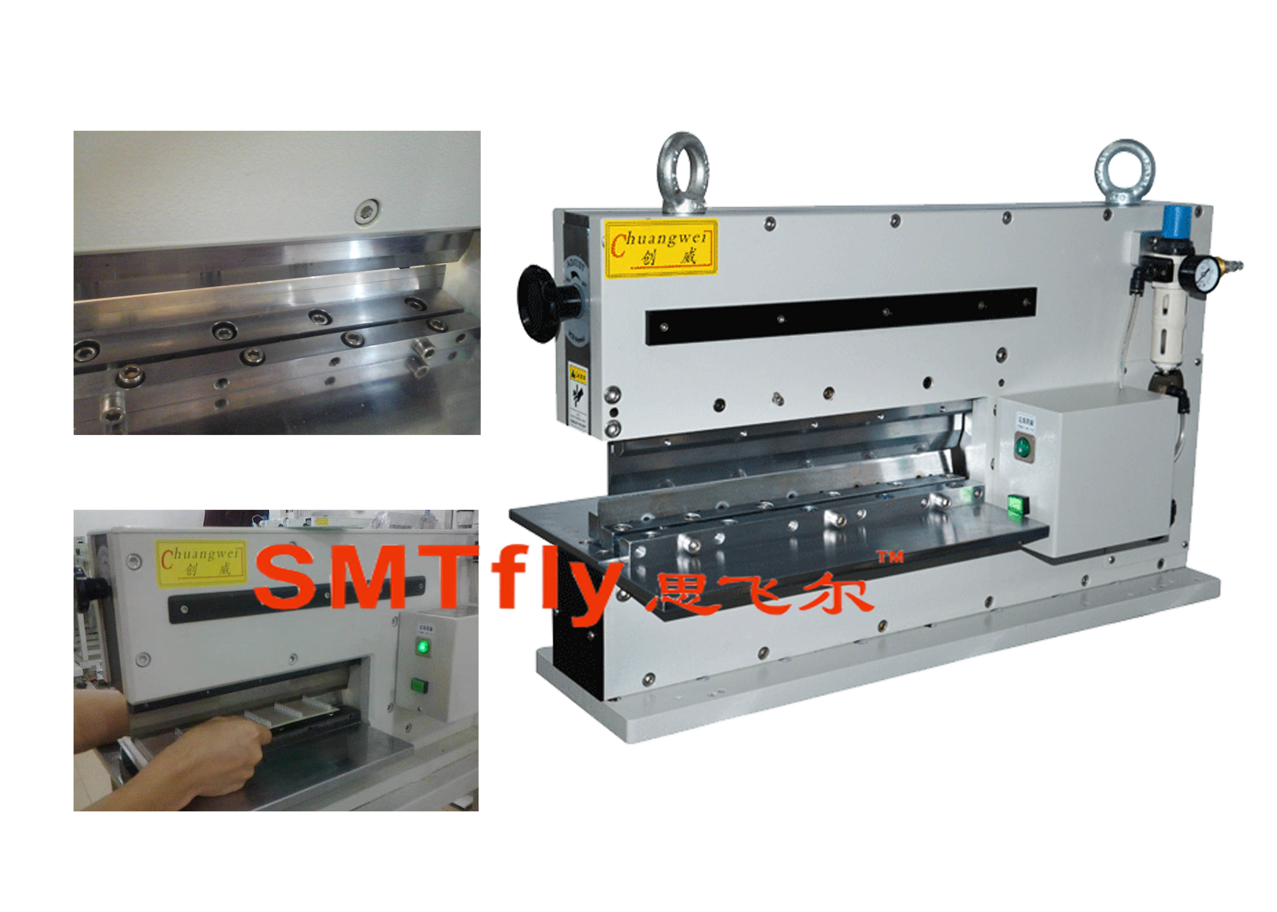Rigid PCB Depaneling Equipment,SMTfly-400J
