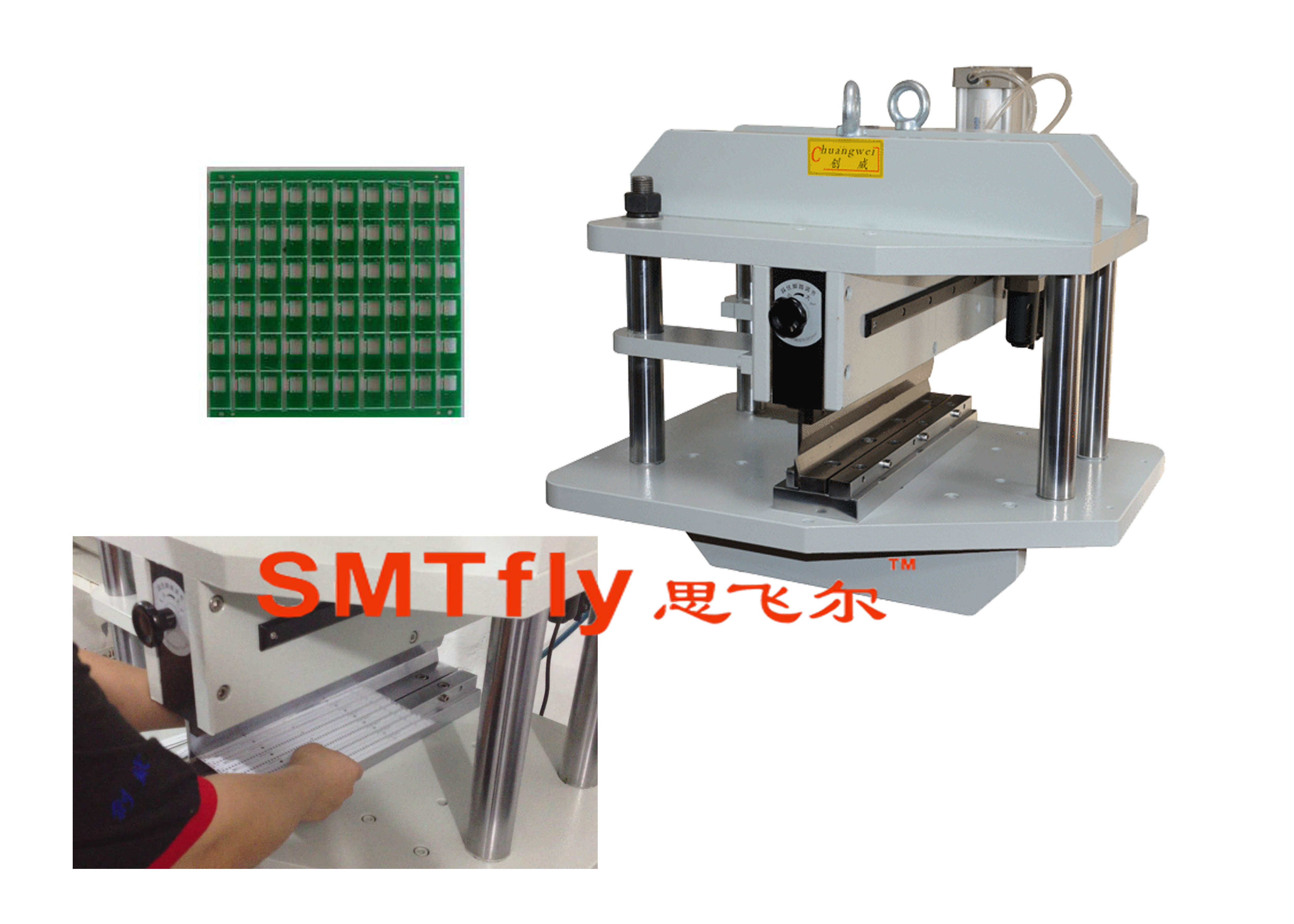 Flexible PCB Cutting Equipment,SMTfly-450C