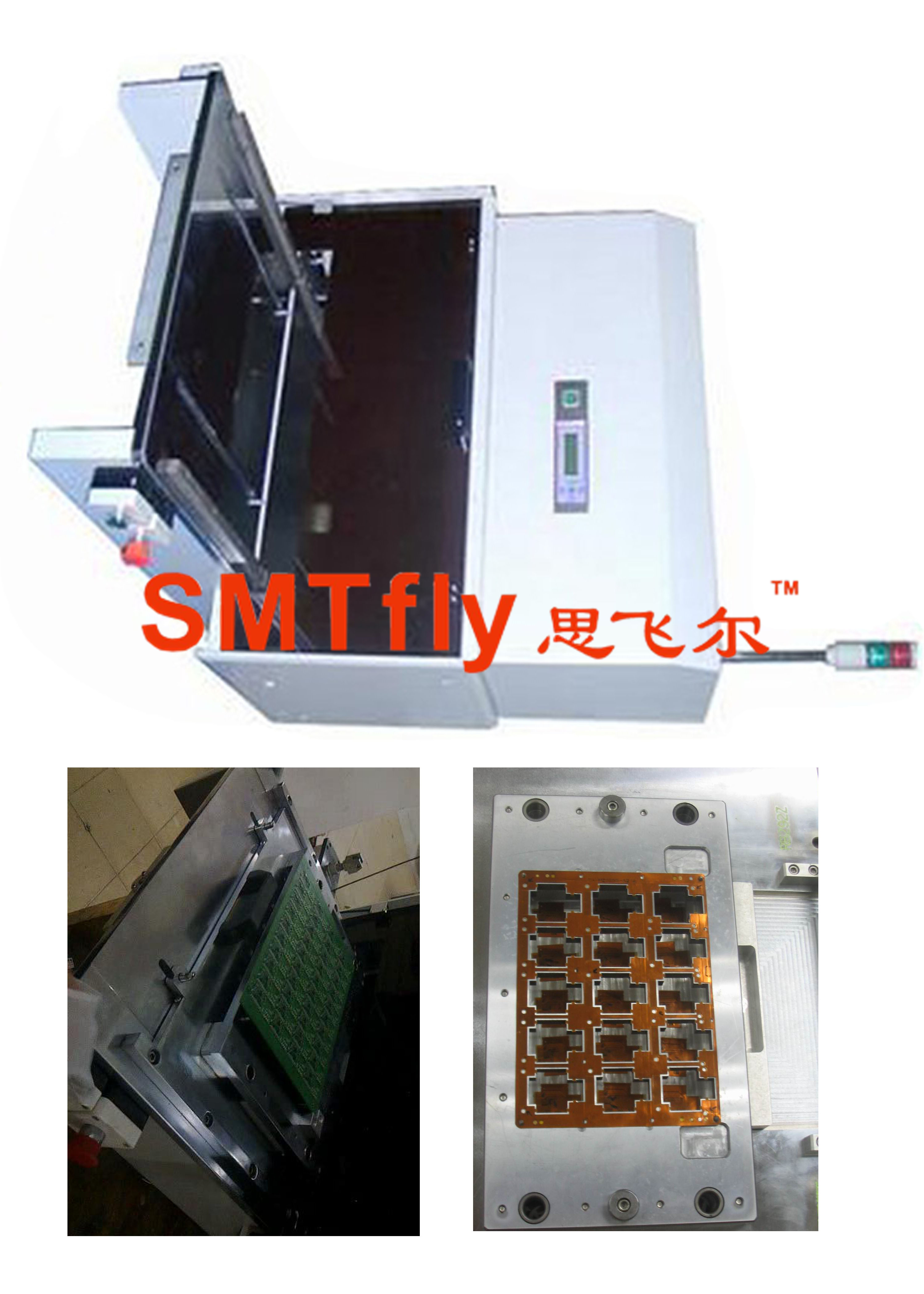 PCB Punching Machine,Stencil Cutters,SMTfly-PL