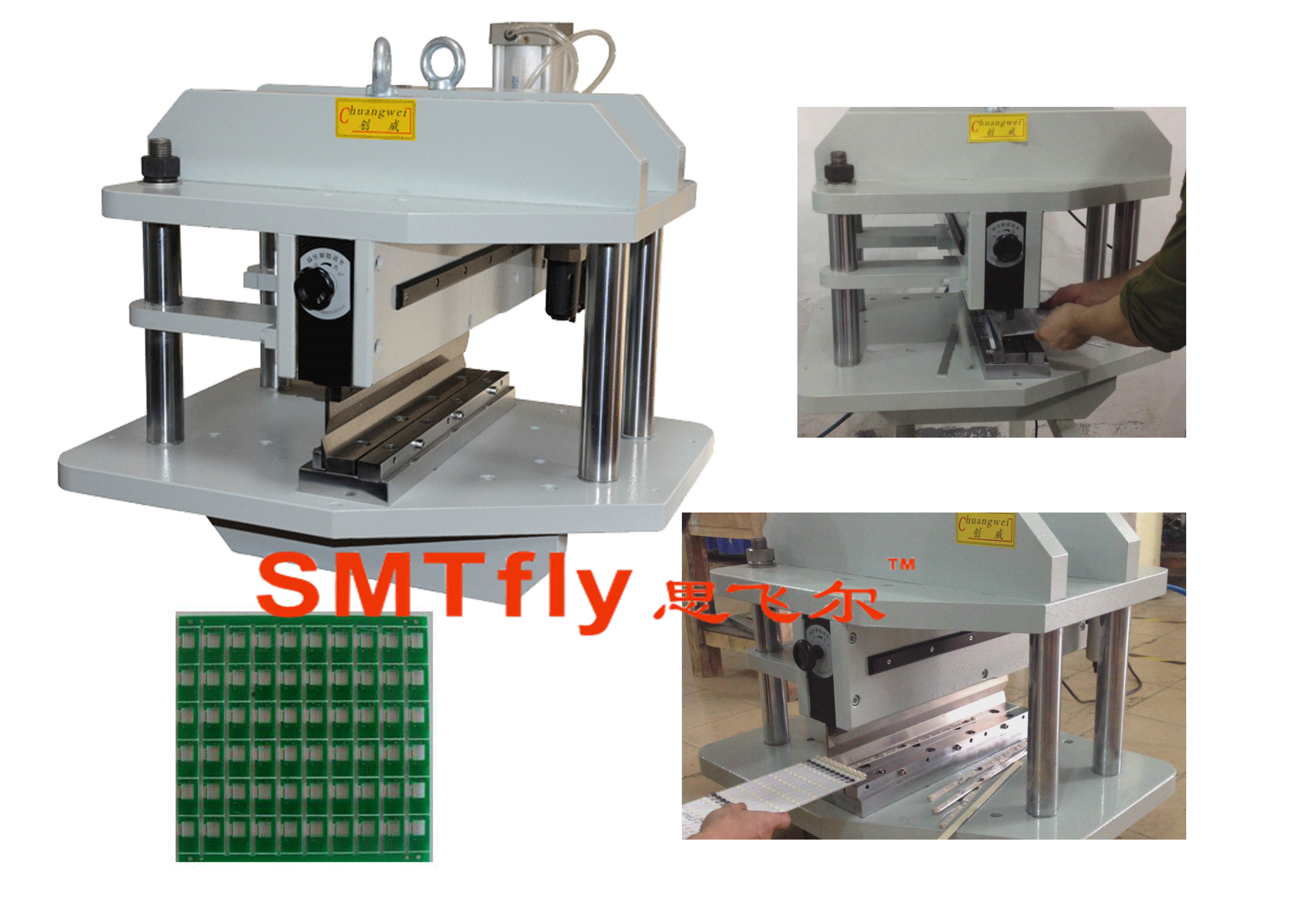 PCB Depaneling Machine Price,SMTfly-450C