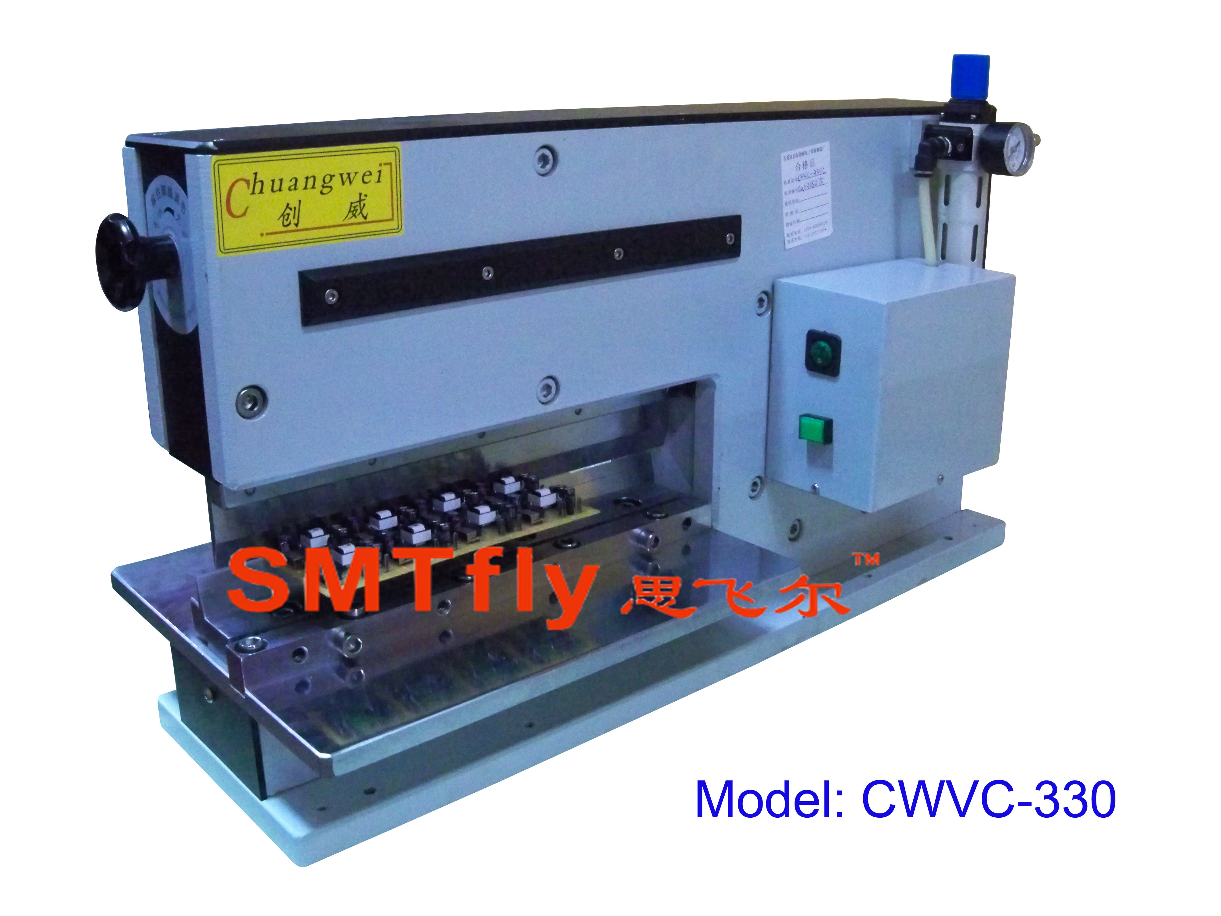 V Cut PCB Depaneling Equipment,SMTfly-330J