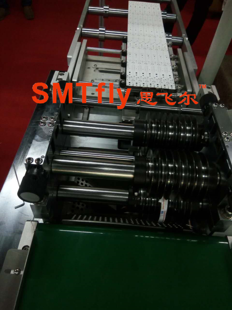 Multiple Groups Of Blades Pcb Separator Smtfly 5