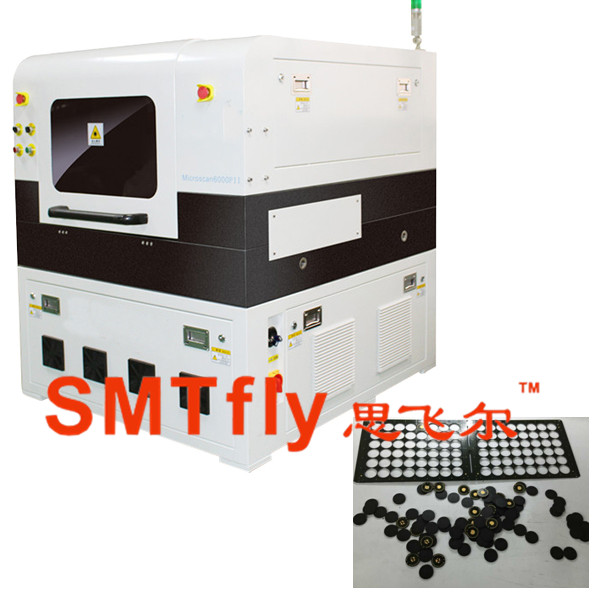 Laser Singulation Equipment,SMTfly-5L