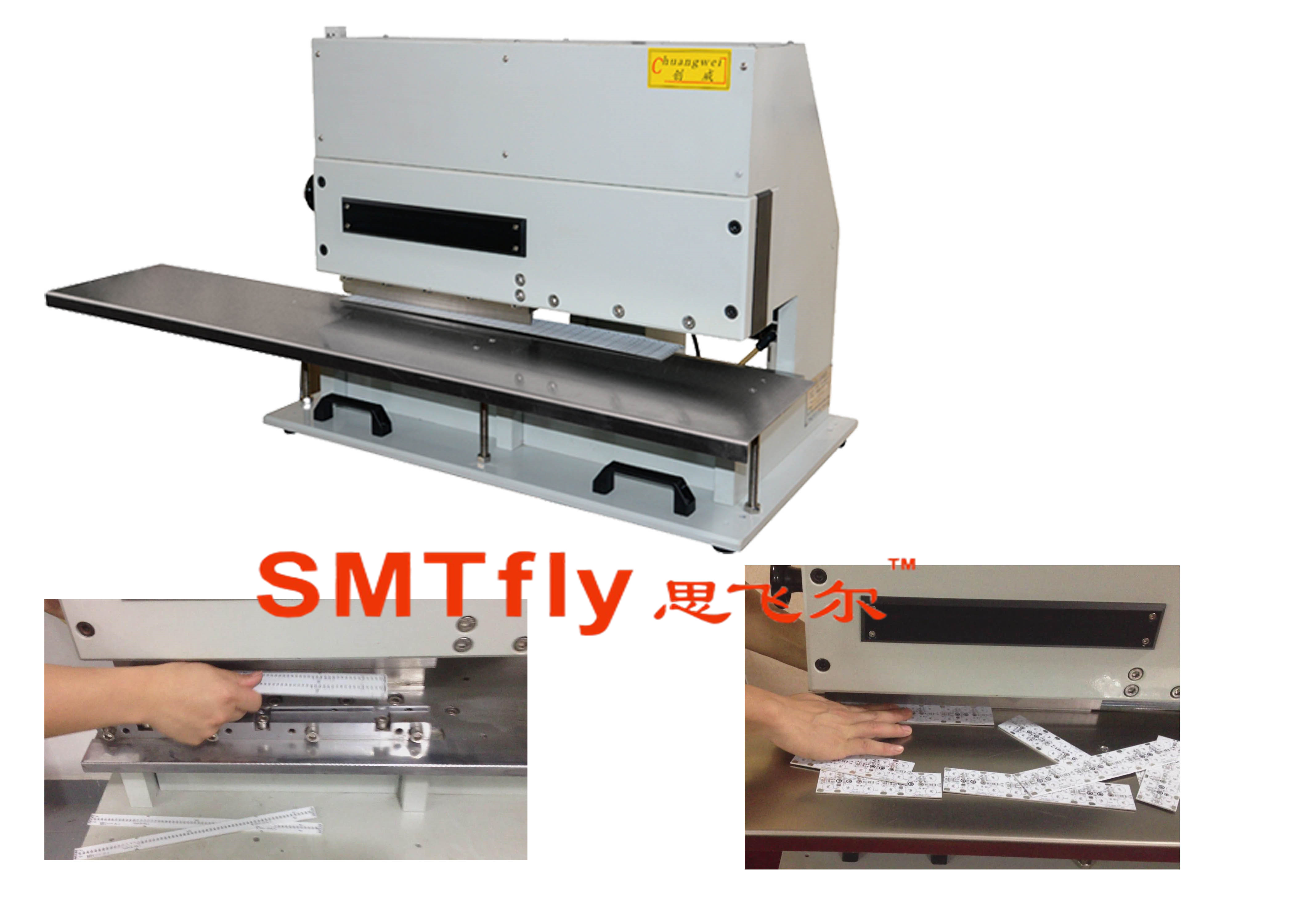 led tube depaneling machine,SMTfly-3