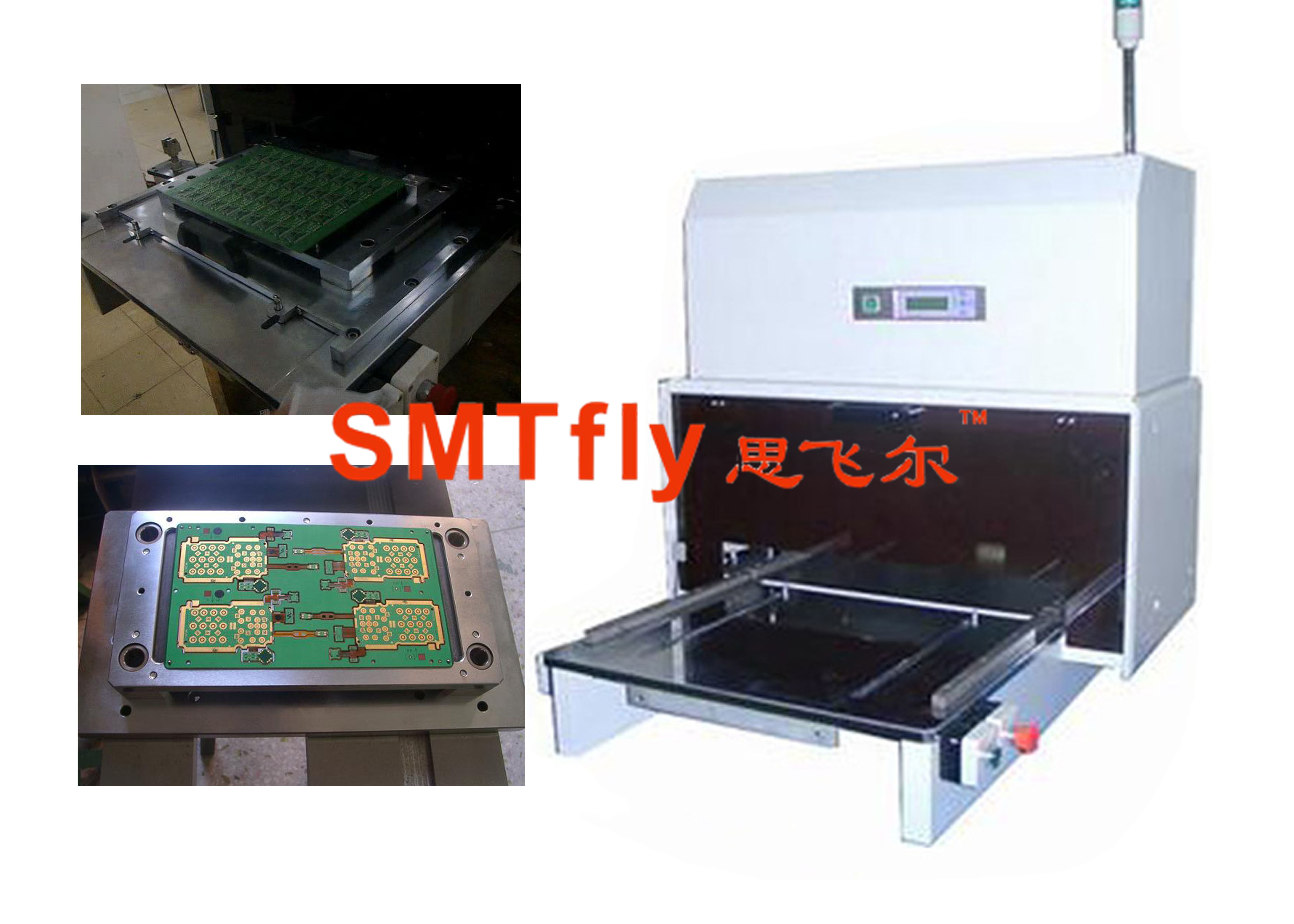 LED Die Cutting Equipment,SMTfly-PL