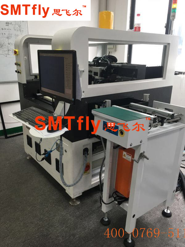 Laser PCB Depaneling Machine