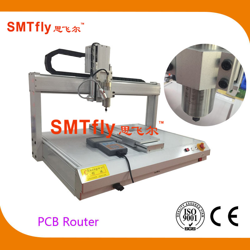 Desktop PCB Router Depaneling Equipments from China,SMTfly-D3A