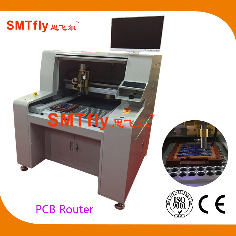 PCB Depaneling Router