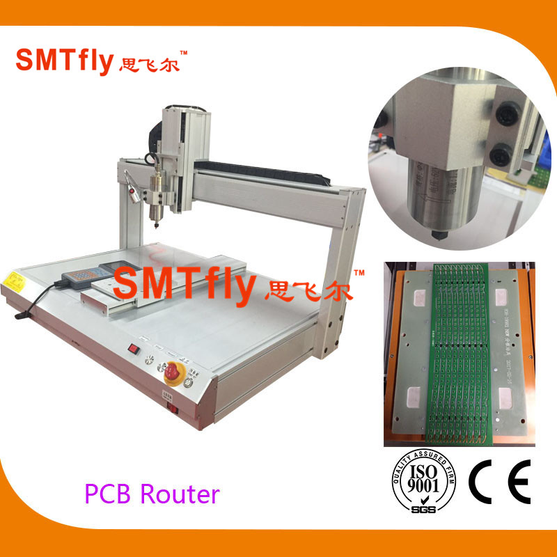 Desktop PCB Router Machine