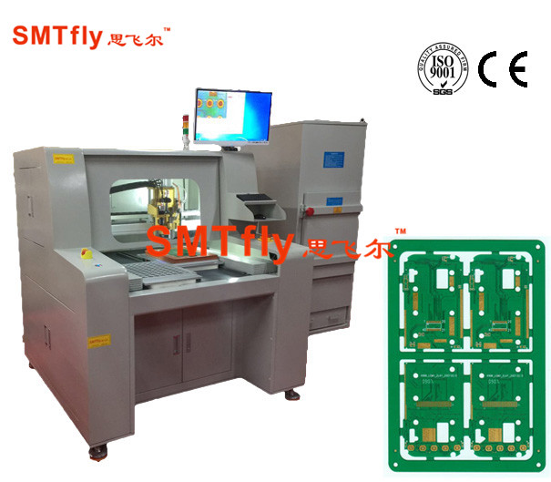 PCB Depaneling Router Machine for Mobile Phone