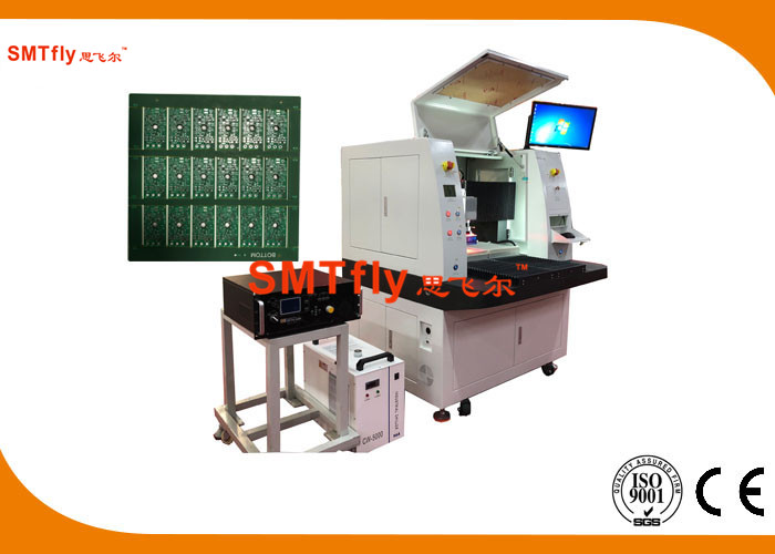 De-panel PCB Laser Depaneling Machine