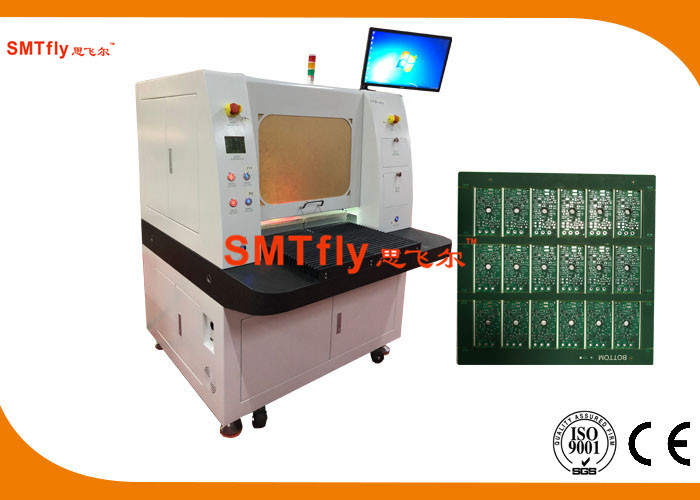 LED Lighting Laser Depaneling Machine