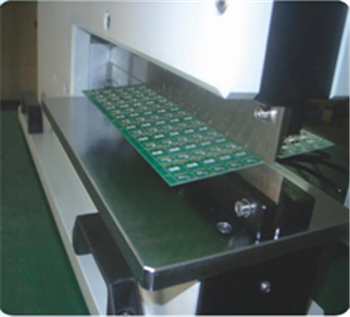 Power pcb depaneling